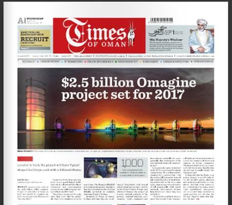 OMAG in Times of Oman